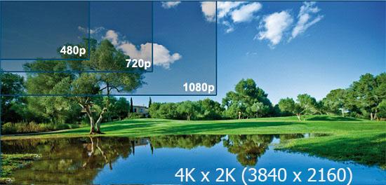 Nên mua máy chiếu 2K hay máy chiếu 4K cho hội trường