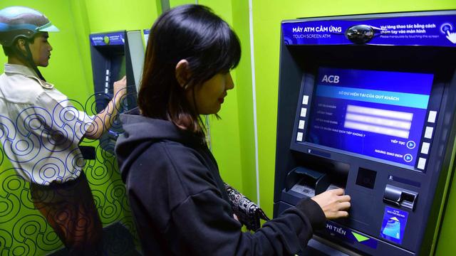 Giải pháp an ninh khu vực cây ATM
