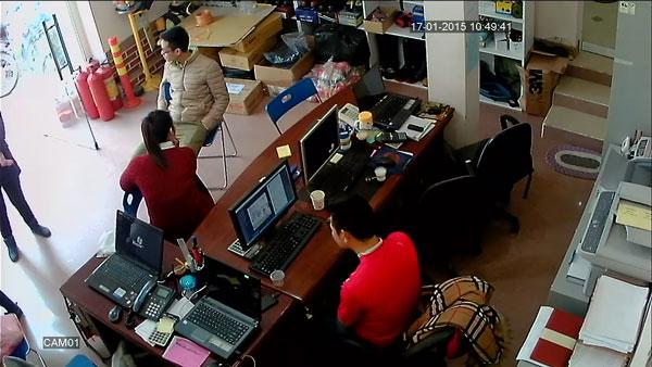 Giải pháp camera  an ninh cho quầy thu ngân tại các nhà hàng cửa hàng