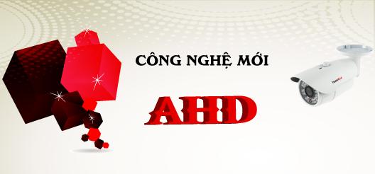 công nghệ camera quan sát AHD