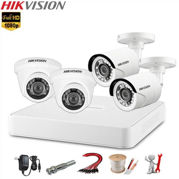 Lắp camera quan sát IP Hikvision có tốt không