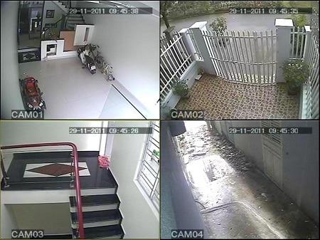 Lời khuyên khi lựa chọn lắp camera giám sát
