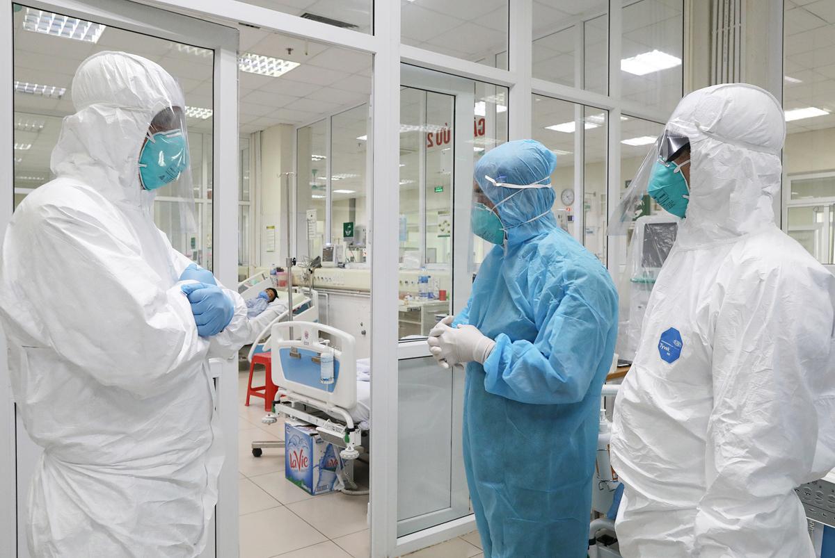 Bộ Y tế cử đoàn công tác đến Bắc Ninh hỗ trợ phòng, chống dịch