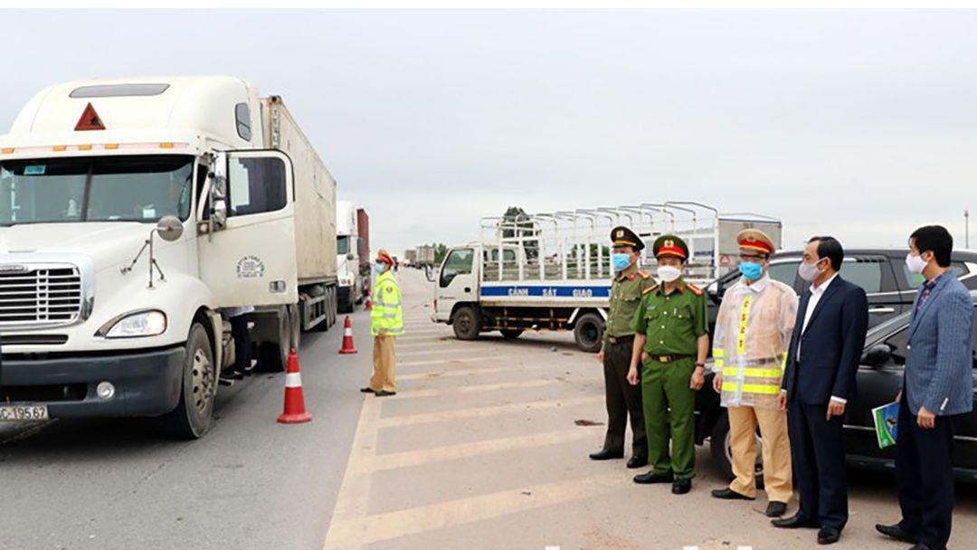 Bắc Ninh cách ly những người đến, đi qua các tỉnh thành có dịch ...