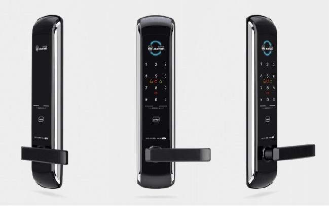 Khóa cửa điện tử Unicor UN- 7200SK-F
