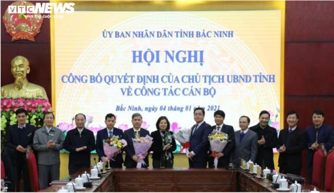 Ông Nguyễn Nhân Chinh làm Giám đốc Sở LĐ-TB&XH tỉnh Bắc Ninh - 1
