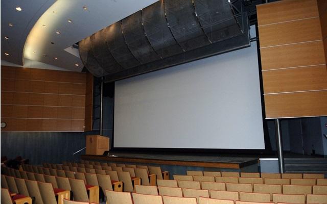 Tư vấn lựa chọn màn chiếu điều khiển điện dành cho hội trường